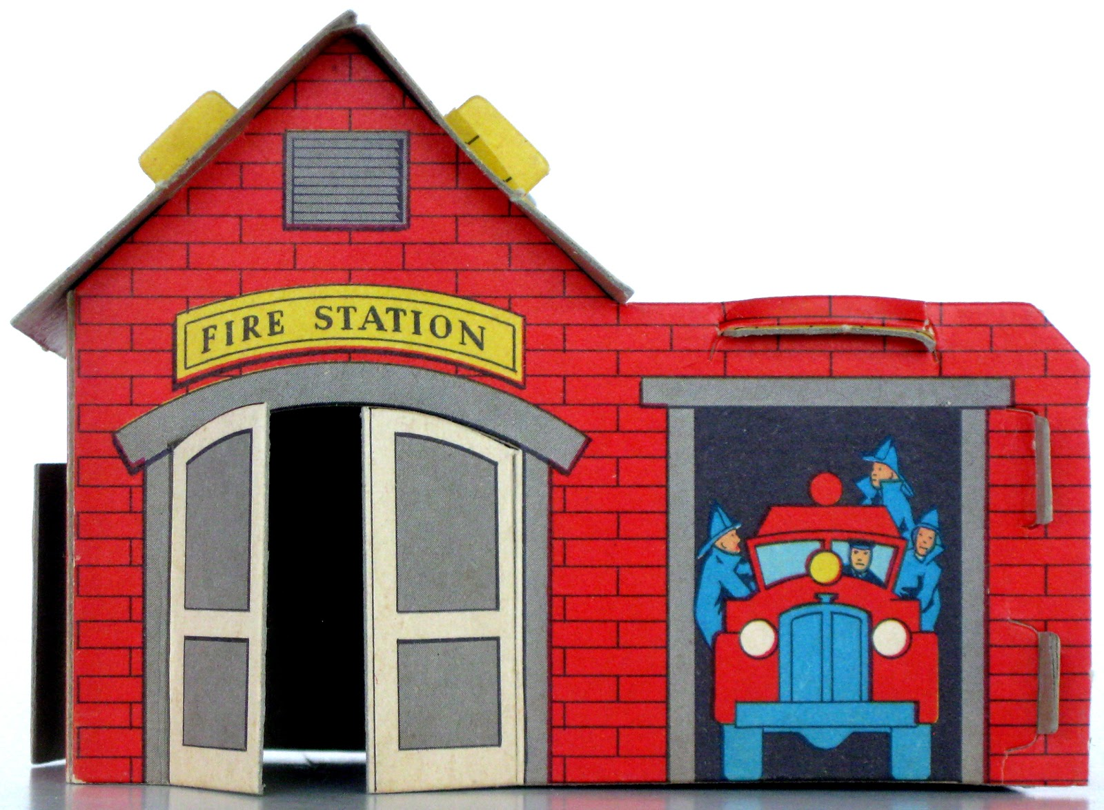 clip art of fire station - photo #5
