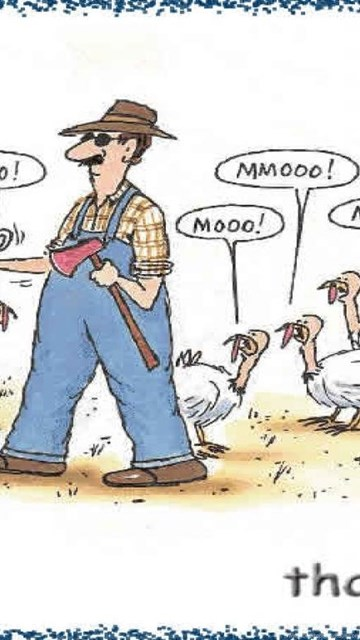 Funny Thanksgiving Images Free