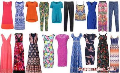 Kerja Sampingan Ibu Rumah Tangga Jualan Baju