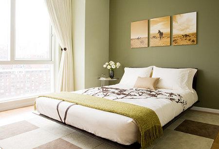 Combinaciones de colores para tu dormitorio - Dormitorios en color blanco ...