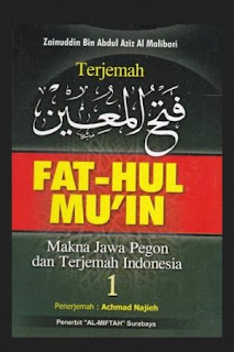 Buku Terjemah Fathul Muin Jilid 2 Toko Buku Aswaja Surabaya