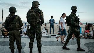 Governo federal decide decretar intervenção na segurança pública do RJ