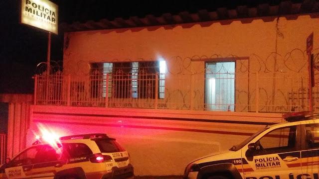 Quartel da PMMG em Campanha - Foto: Alô Alô Cidade