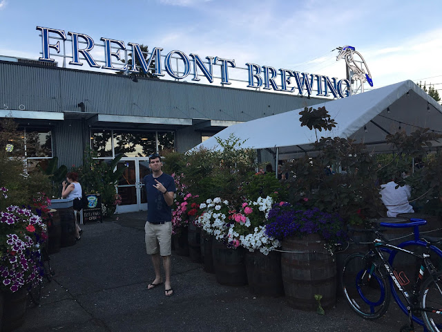 Fremont Brewing, Seattle, WA | A Hoppy Medium