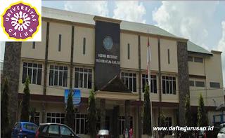 Daftar Fakultas dan Program Studi UNIGAL Universitas Galuh Ciamis