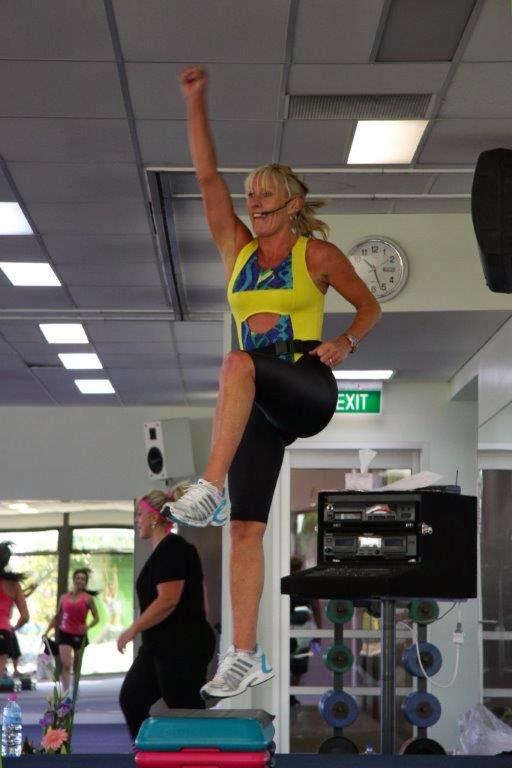 Group Fitness Coordinator 11
