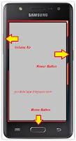 Reset Samsung Z4 Tizen OS