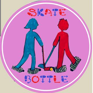 Resultado de imagen de skate bottle