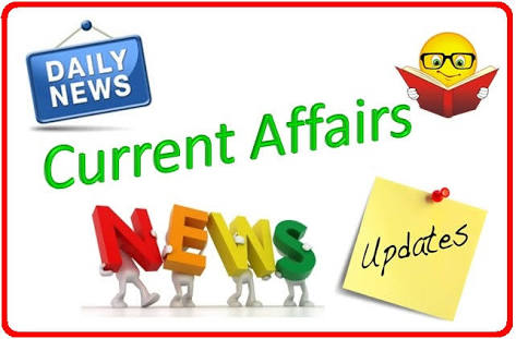 Weekly Current Affairs 2017- 09 October 2017- 15 October 2017