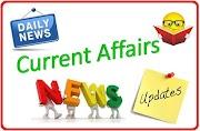करेंट अफेयर्स साप्ताहिक एक पंक्ति: 09 अक्टूबर 2017 से 15 अक्टूबर 2017 तक (Part-3)