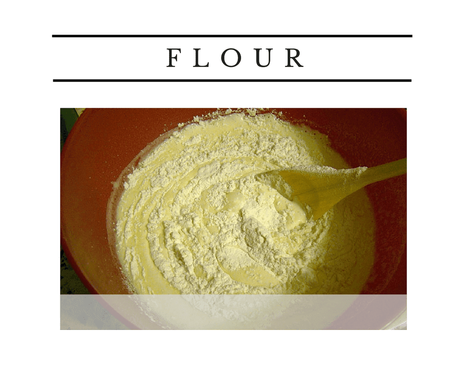 小麦粉 で できる お 菓子
