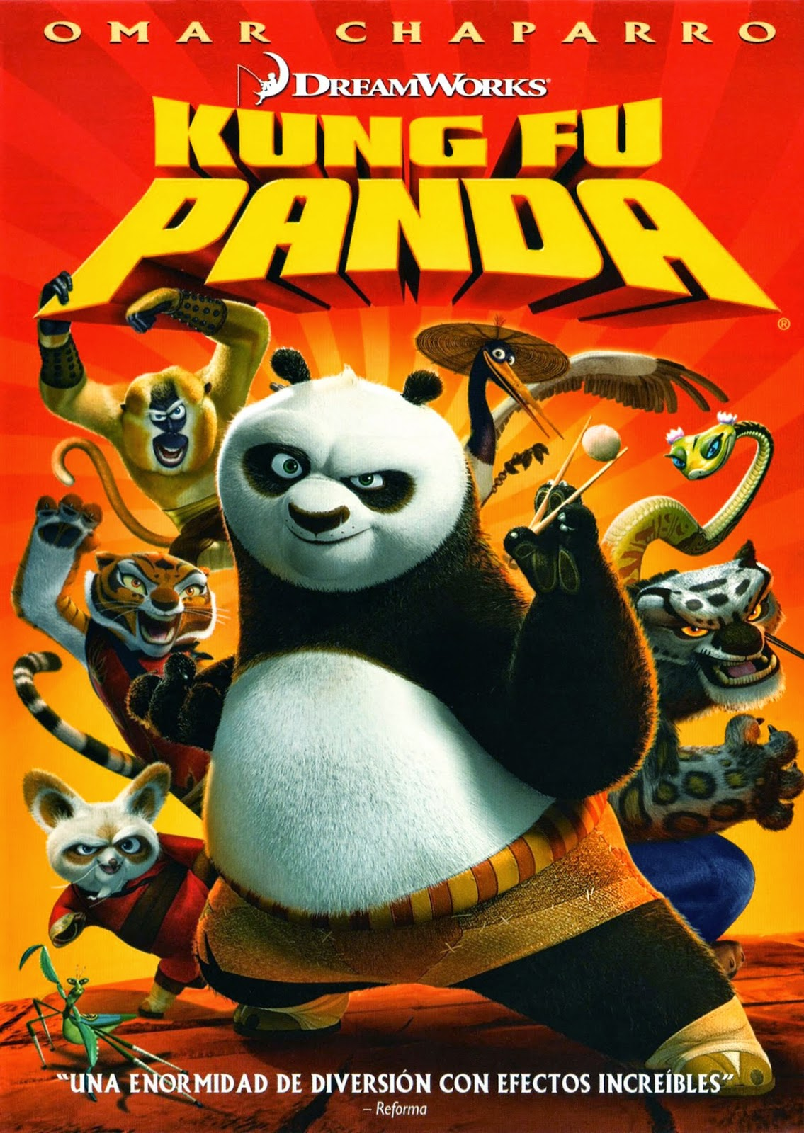 Watch Kung Fu Panda (2008) Online For Free Full Movie English Stream