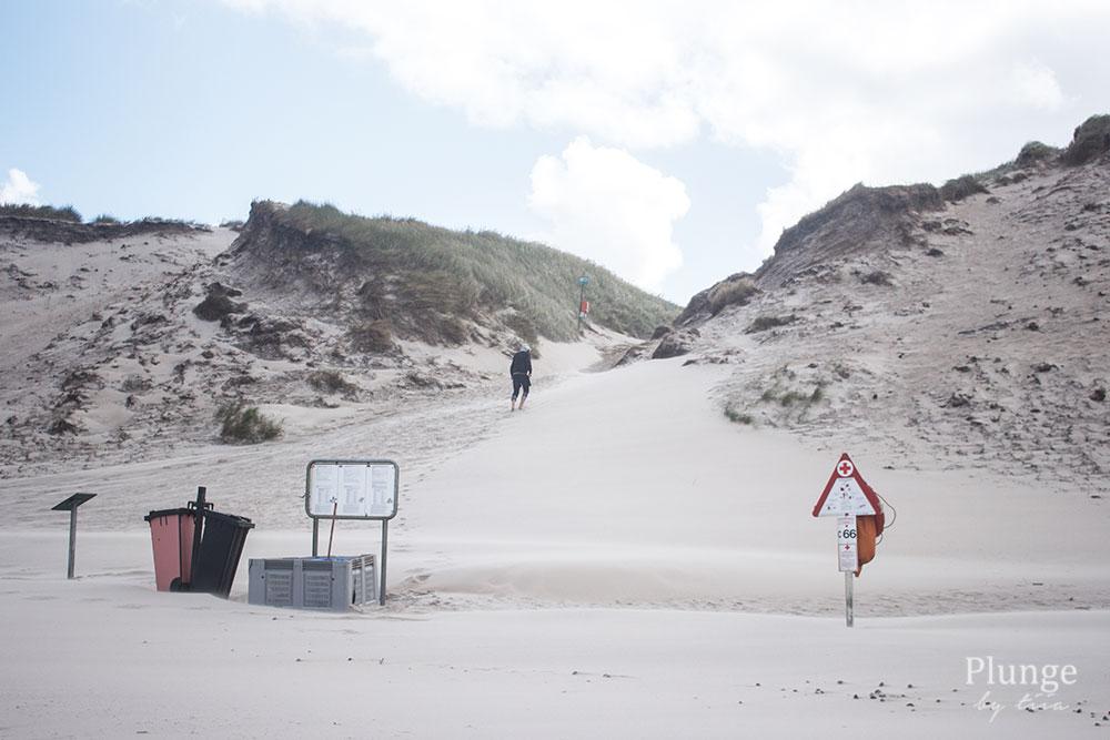 Nørre Lyngvig beach, Hvide Sande