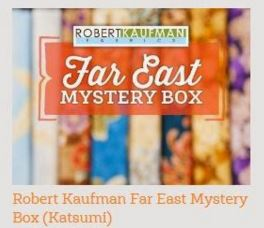 Robert Kaufman Far East Mystery Box from Craftsy