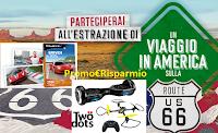 Logo Vinci con Mafra: in palio Droni, cofanetti Wonderbox, Glyboard, e un viaggio in USA