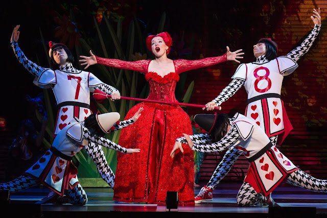 Peter Pan in Wonderland, The 20th Anniversary Ross Petty Family Musical - Queen of Hearts