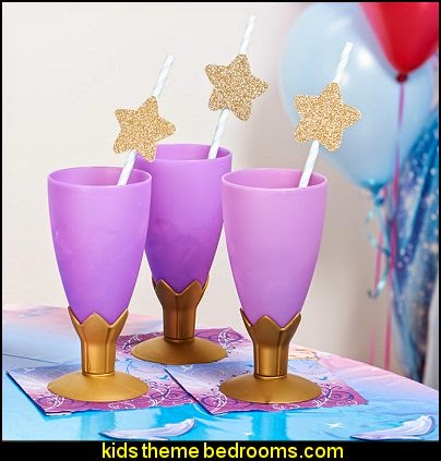 Purple Royal Goblet  Cinderella party themed decorations - princess Cinderella party props - Cinderella costume  - Cinderella party decor - Disney princess Cinderella party ideas - Cinderella party decorations -   Once Upon a Time theme party - princess party props - princess castle decoration props -  Fairytale  party props - Princess & Knight Party Ideas