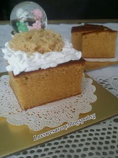 Luvswesavory Gula Melaka Butter Cake