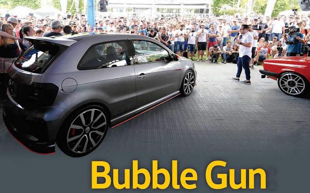 Produção do Gol GTI é confirmada no Bubble Gun Treffen