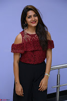 Pavani Gangireddy in Cute Black Skirt Maroon Top at 9 Movie Teaser Launch 5th May 2017  Exclusive 025.JPG