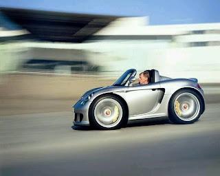 Cute Smart Car 15 Photo Editing Picture