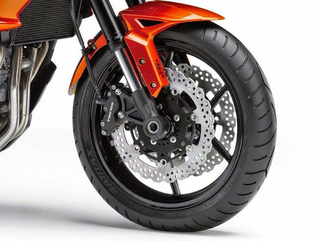 Kawasaki Versys 1000 2015 Bakal Di Lancarkan