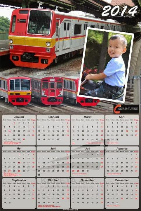 Pesan kalender online