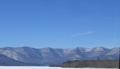Cornell Mountain, Catskills