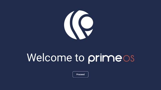 Cara Install Android Prime OS ke Komputer