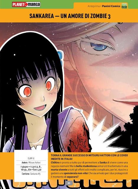 Sankarea, un amore di Zombie #3