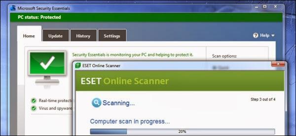 Làm thế nào để bảo vệ máy tính với nhiều chương trình Antivirus?