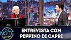The Noite Entrevista com Peppino Di Capri de 18/03/2019