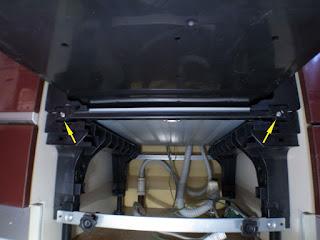 Panasonic製のNP-45VD5シリーズ食洗機⑤