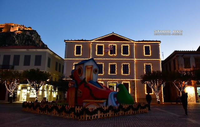 Ναύπλιο: Το υποδηματοποιείον των ξωτικών» ξεκινά σήμερα έως το τέλος της χρονιάς το 12ήμερο ταξίδι του στον χρόνο