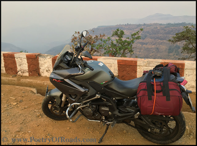 Golden Quadrilateral Ride with Benu