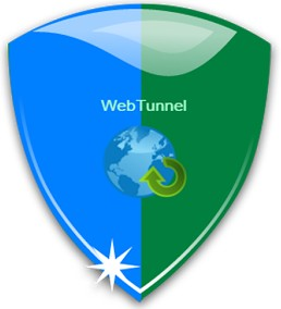 VPN Over HTTP Tunnel WebTunnel Logo