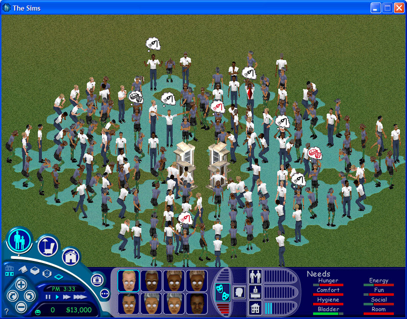 Download the sims 1 game for pc full version.
