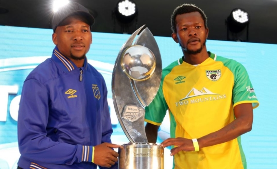 TKO champions, Cape Town City, take on PSL leaders, Baroka FC, in one of the biggest ties of the round.