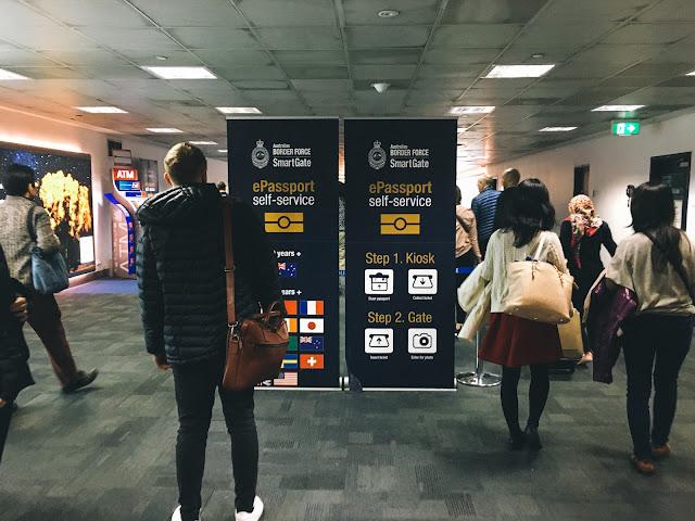 メルボルン国際空港(Melbourne Airport)=タラマリン空港