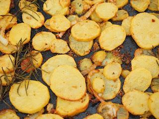 camper baked potato
