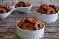 Σπιτικά bake rolls με γεύση πίτσα - by https://syntages-faghtwn.blogspot.gr