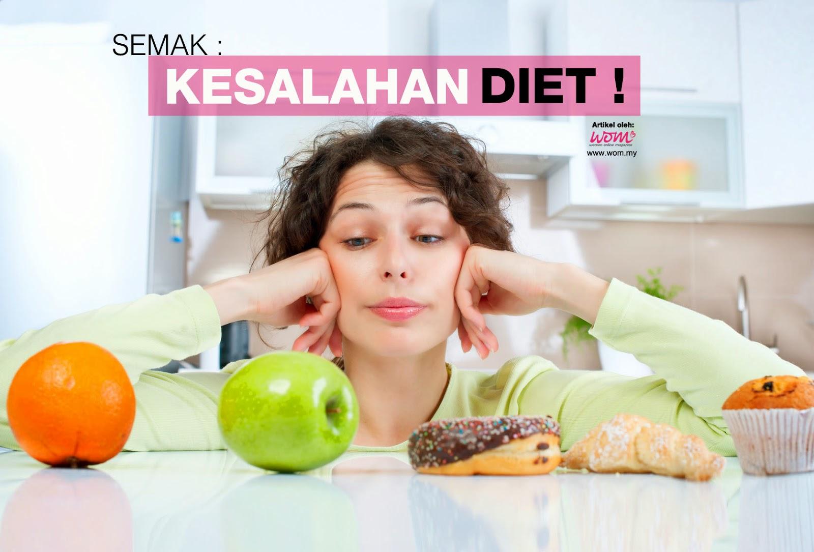 6 cara agar tidak sering lapar saat diet