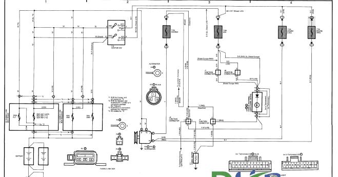 toyota hiace electrical wiring diagram pdf  home wiring diagram