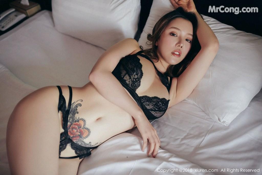 Image XIUREN-No.1200-Huang-Le-Ran-MrCong.com-002 in post XIUREN No.1200: Người mẫu Huang Le Ran (黄楽然) (54 ảnh)
