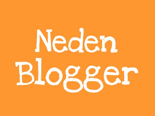 Neden Blogger