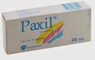 Paxil - Tamoxifeno