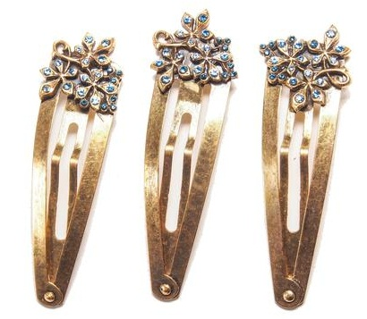 Barrettes Pins - Different Types of Hair Clips and Pins