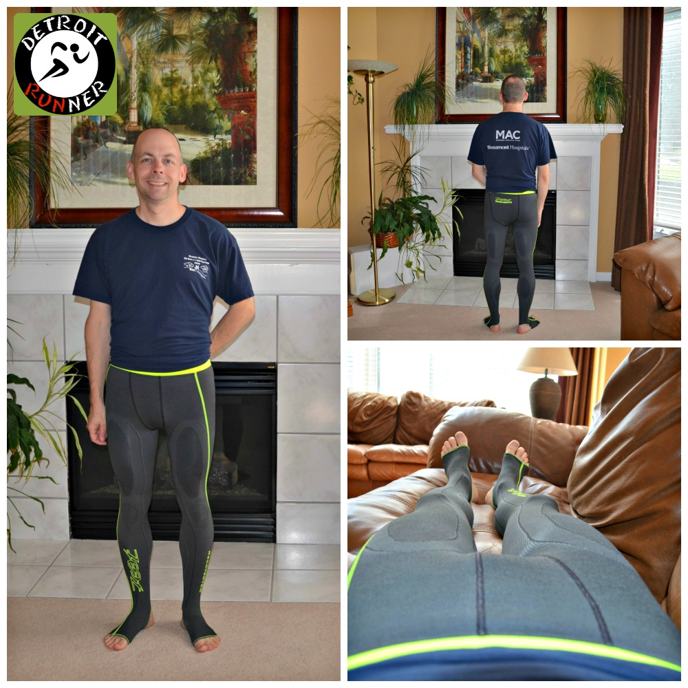 c187f84ccb I have typically gotten them on my feet, then up to my knee, then over my  thigh and to my waist. It's almost a workout in itself but once they are  on, ...
