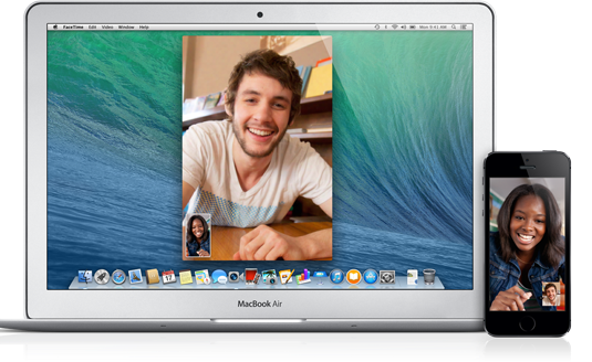 FaceTime for Laptop