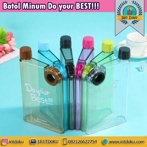 Botol Minum Do Your BEST!!!